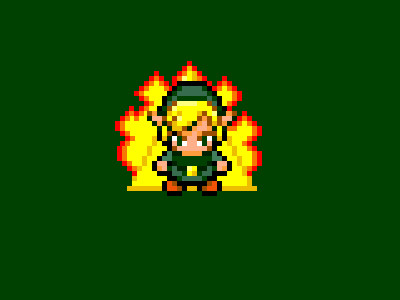 pixel link by Grey-the-VIII