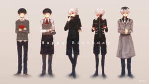 Happy Birthday Kaneki