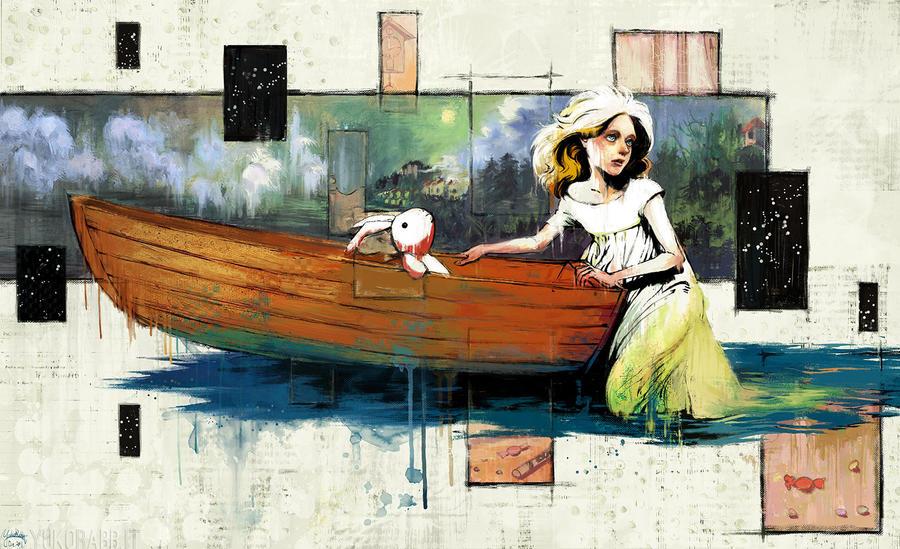 Ships Ahoy! by YukoRabbit
