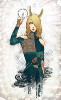 I touch the world by yuko-rabbit