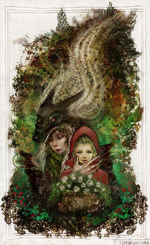 Red Riding Hood by YukoRabbit