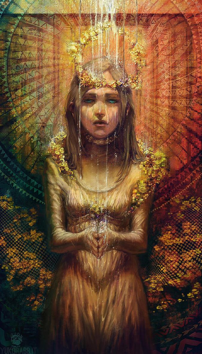 Adolescent Divine Lust by YukoRabbit