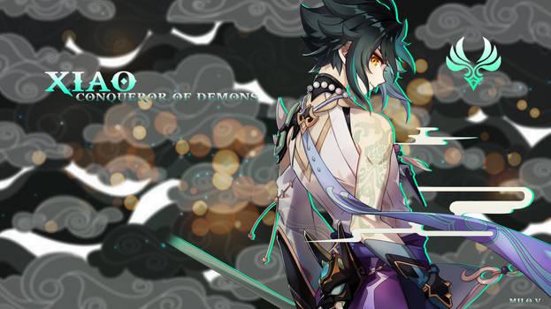 Xiao Wallpaper - Genshin Impact