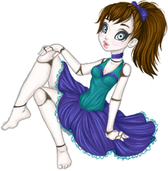 Ball joint doll by stormnicki