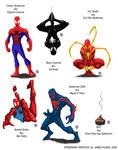 Spiderman... nyeh