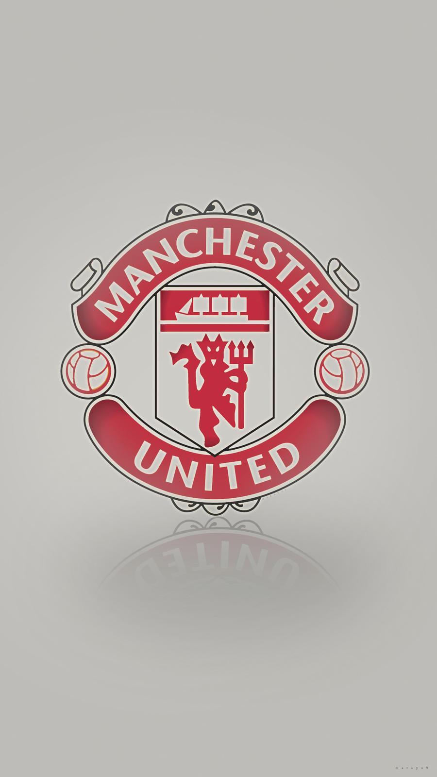 Phone Wallpaper Manchester United by MaRaYu9 on DeviantArt