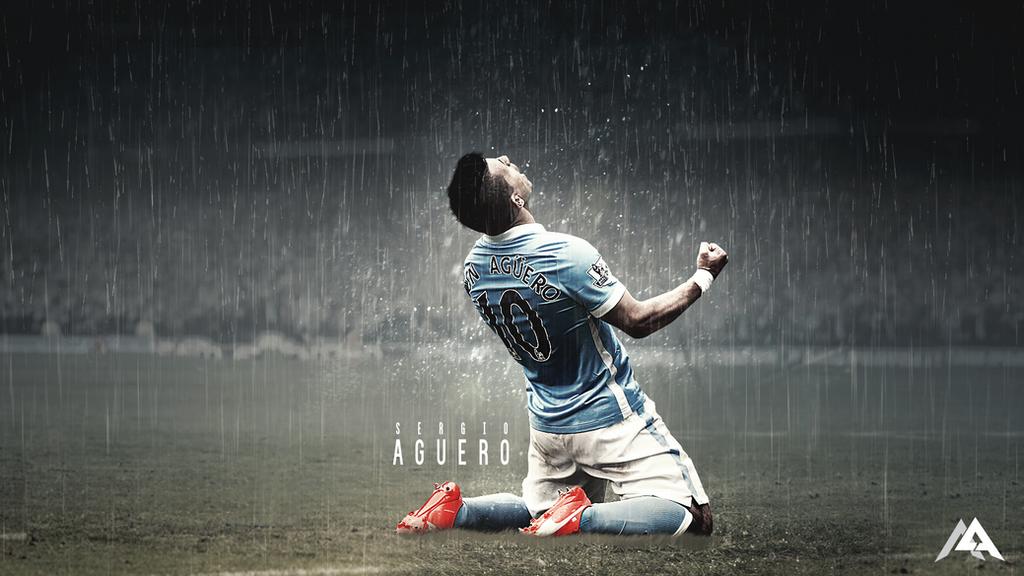 Sergio Aguero 2015/16 M9 By MaRaYu9 On DeviantArt