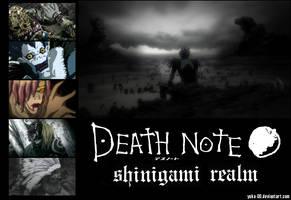 Death Note: Shinigami by Yuko-00