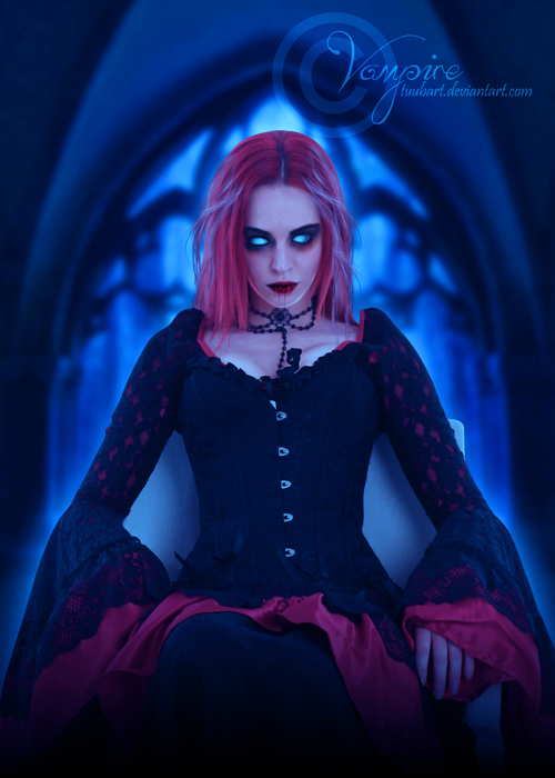-Vampire- by TuubArt