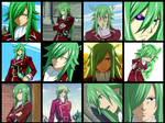 Freed Justine Collage