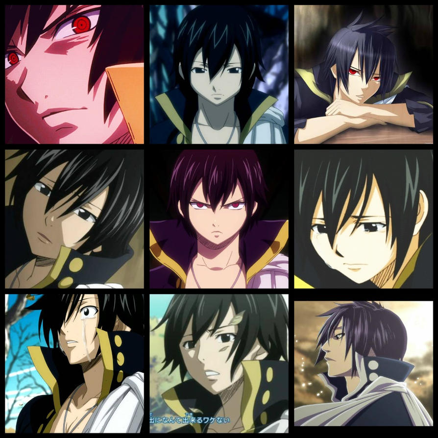 GALLERY  Zeref AngryZeref Angry