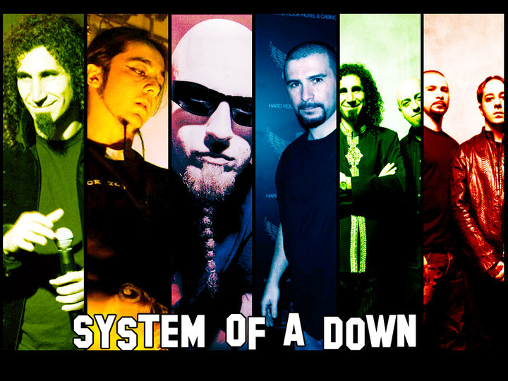 System of a down - fuck the system pics 90