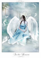 In The Heaven by mmebuterfly