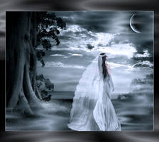Bride by mmebuterfly