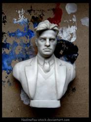 poet Mayakovsky by NadinePau-stock