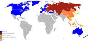 Red Alert 3 Map