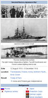 The Second Russo-Japanese War