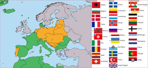 Second European War by lamnay