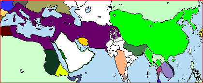 Justinian IV vs. Qinzong by lamnay