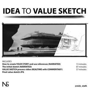 Tutorial - Idea to Value Sketch
