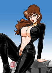 Fujiko Mine from Lupin the 3rd Part2 by Shinkaigyo