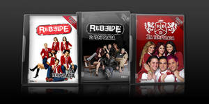 Rebelde - 1a, 2a, 3a Temporada