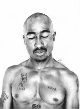 Tupac Amaru Shakur: Rap Legend