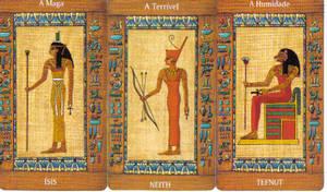 Goddesses of Egypt