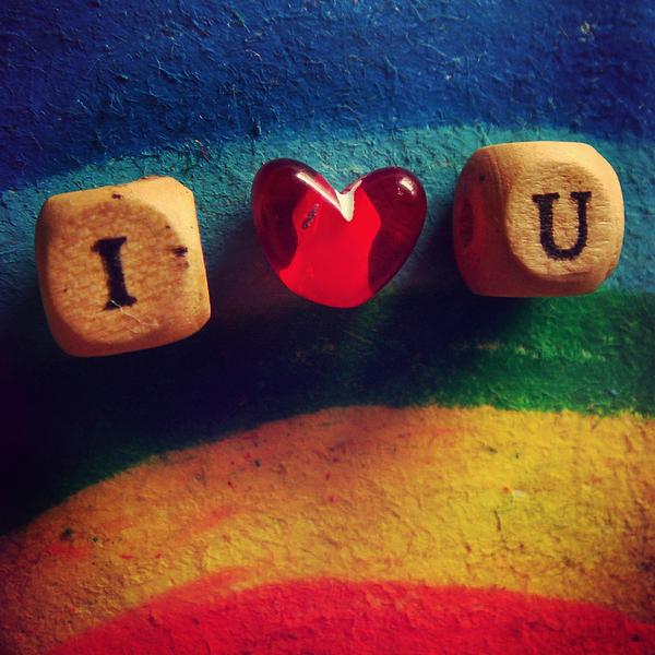 Love U: I Love U By Camiloo On DeviantArt