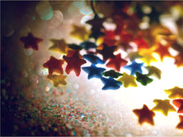 Spectrumtastic Stars. by Camiloo