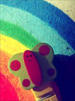 over the rainbow. by Camiloo