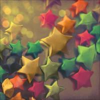 spectrum of stars. by Camiloo