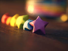 rainbowstars. by Camiloo