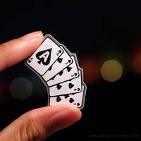 the smallest spades. by Camiloo