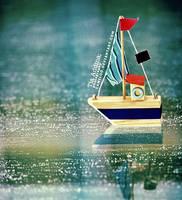 set sail, my love. by Camiloo
