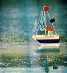 set sail, my love.