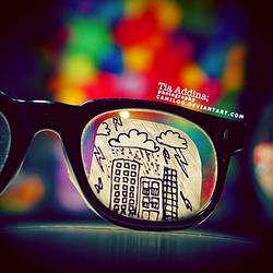 pessimist eyes. by Camiloo