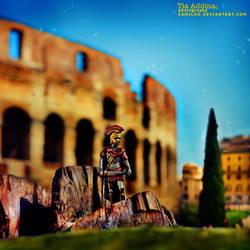 The Colosseum Patrol.