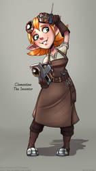 Clementine the Gnomish Inventor