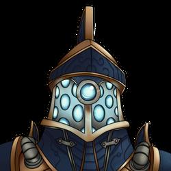 Commisson: Warforged Gladiator Icon1 (Transparent)