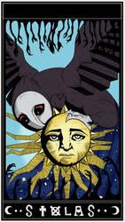 Gift Art: Stolas Tarot Card