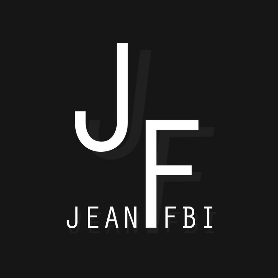 logo jean fbi by jean fbi on deviantart