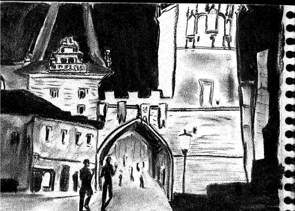 Praha ! by zebree