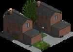 Isometric Suburban Houses #2