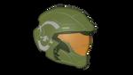 Master Chief's Helmet by AlexAceves30