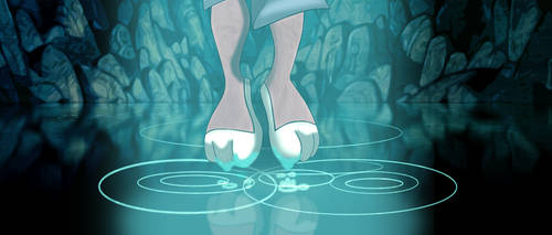 The Crystal Chamber(Atlantis)(Feet)- Babs updated by AlexAceves30