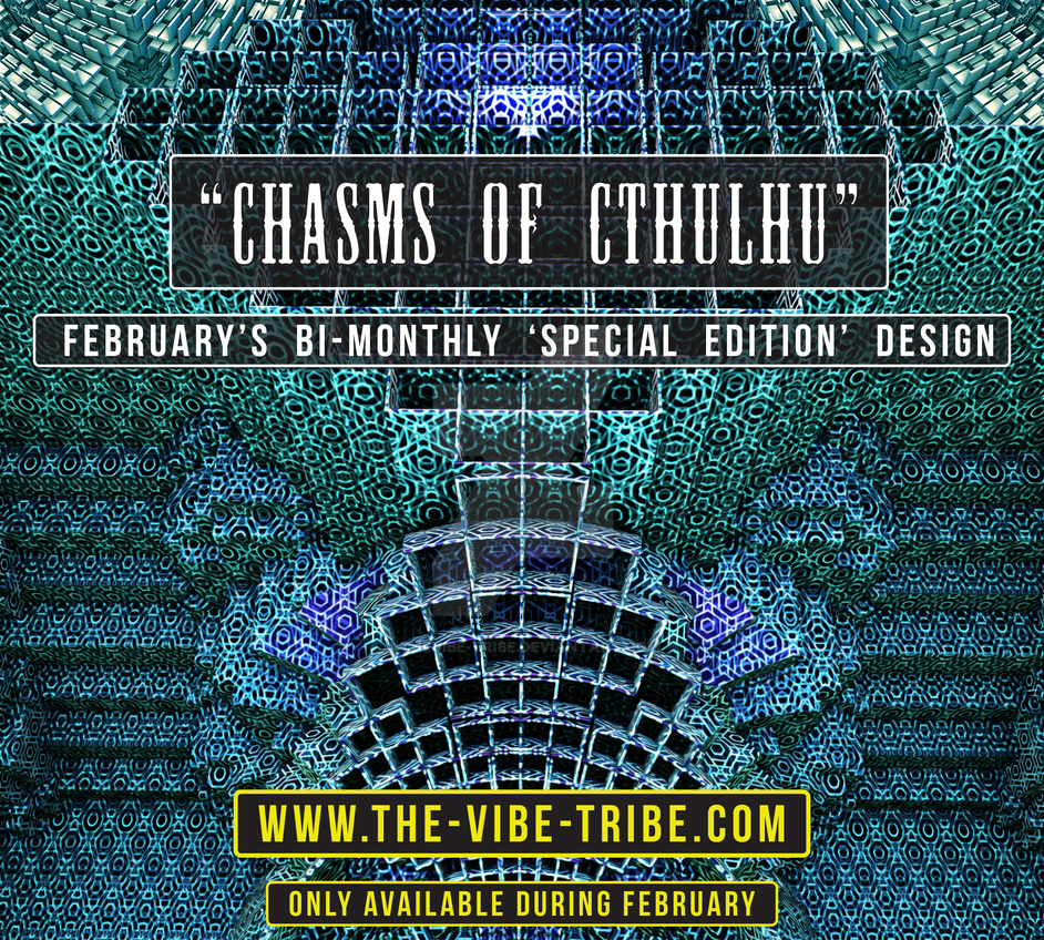 Chasms of Cthulhu - ONLY AVAILABLE DURING FEBRUARY by TheVibe-Tribe