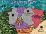 Tepuy City map
