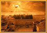WesternWall_Shining by Lior-Art