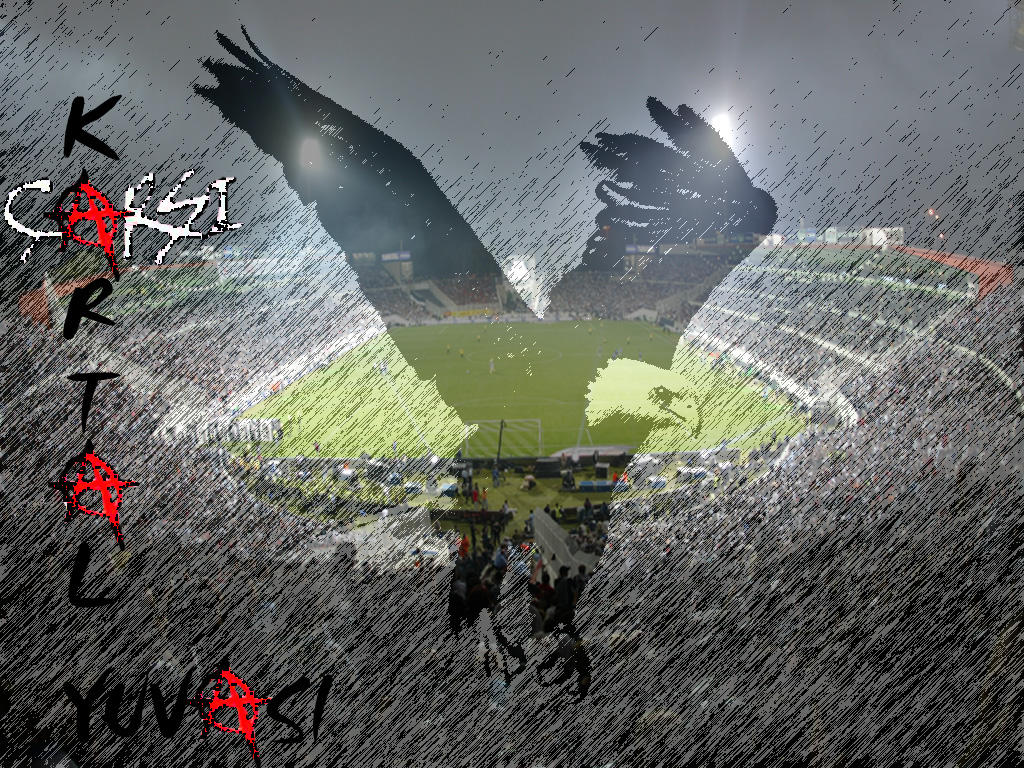 Beşiktaş Masaüstü Resimleri - BJK Wallpaper CARSII_by_papawaigo